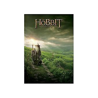 The Hobbit Gandalf Postcard