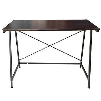 Työpöytä - ruskea - 100x75x50 cm