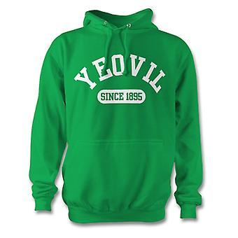 Yeovil Town 1895 Established Football Hoodie