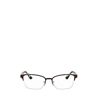 Prada PR 61XV górne brązowe / różowe złoto żeńskie okulary