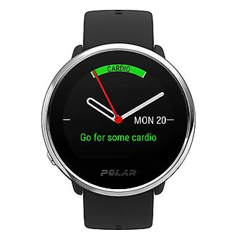 Polar Ignite Fitness Watch Heart Rate GPS Activity Tracker Black/Silver