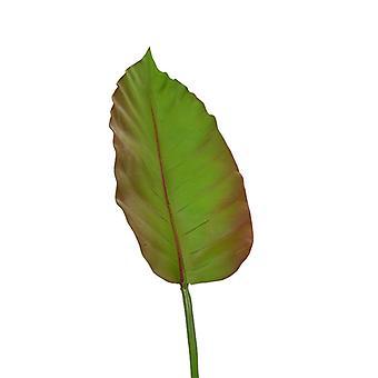 Sztuczny liść Caladium deluxe 75 cm
