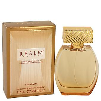 Realm Intense Eau De Parfum Spray By Erox 1.7 oz Eau De Parfum Spray