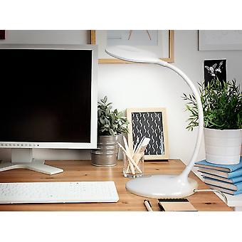 Desk Table Lamp, White