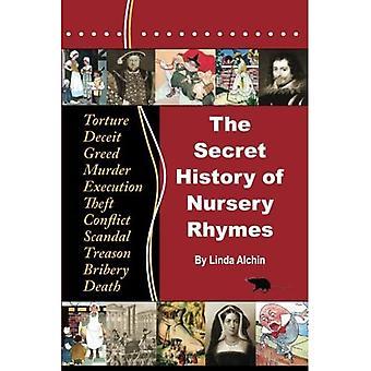 Den hemmelige historie Nursery Rhymes (Paperback)