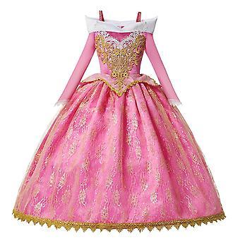 Kesä prinsessa mekko, puvut lasten juhla mekot vauvanvaatteet