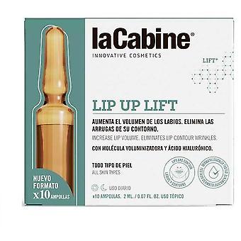 laCabine Lip Up Lift Ampulles 10 x 2 ml