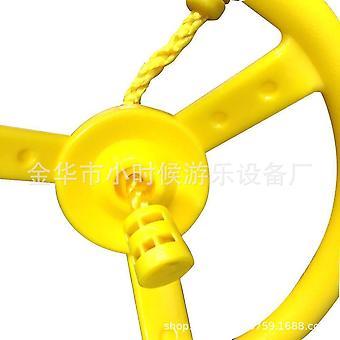 الاطفال حلقات اللياقة البدنية تسلق لعبة لعبة في الهواء الطلق نشاط التدريب