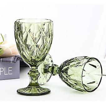 300 Ml handmade scandinavian style wine and drinks glass goblets