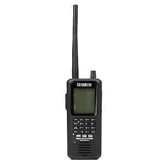 Uniden UBCD3600XLT scanner, 25 - 1300 MHz