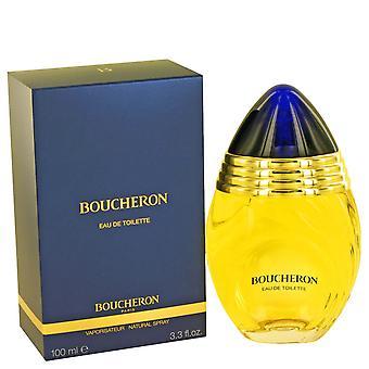 BOUCHERON by Boucheron Eau De Toilette Spray 3.3 oz
