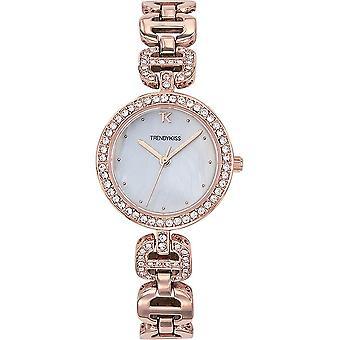 Trendy Kiss - Wristwatch - Women - Elégante - TMRG10112-03
