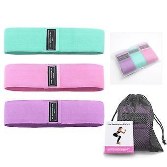 Ellenállás szövet gumi gumi rugalmas szalagok meg edzés sport fitness berendezések jóga tornaterem képzés