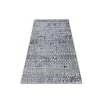 Rug Structural SIERRA G6042 Flat woven grey - geometric, ethnic