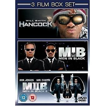 Hancock   Men In Black   Men In Black 2 DVD