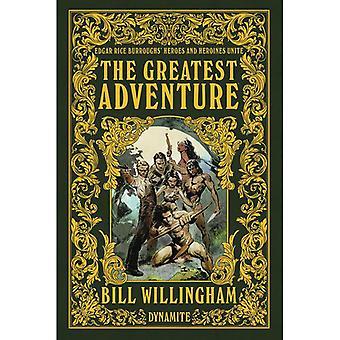 Greatest Adventure Hardcover