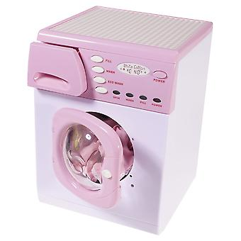 Electronic Washer Childrens Toy (Pink)