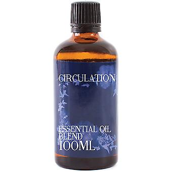 Mystic Moments Circulation Essential Oil Blends 100ml