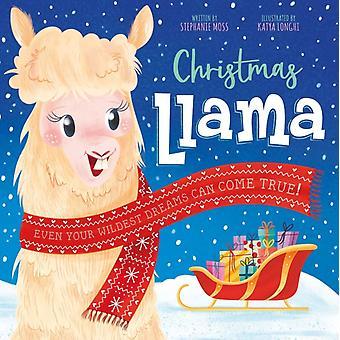 عيد الميلاد لاما من قبل Igloobooks