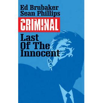 Criminal Volume 6 The Last of the Innocent Criminal Tp Image