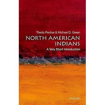 North American Indians: Une Introduction très courte