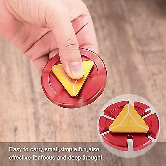Metall Hand Spinner Lustiges Spielzeug Finger Spinner Anti Stress Pädagogische Diy Spielzeug