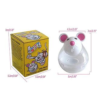 Dispositif de fuite d'animal de souris gobelet drôle de chat interactif