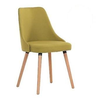 Solid Wood Modern Brief & Nordic Commercial Hotel Wood Cafe Chair
