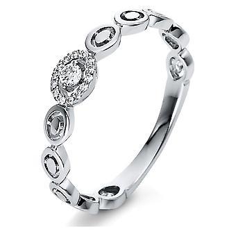 Luna Creation Promessa Кольцо Несколько камней Набор 1S310W855-3 - Ширина кольца: 55