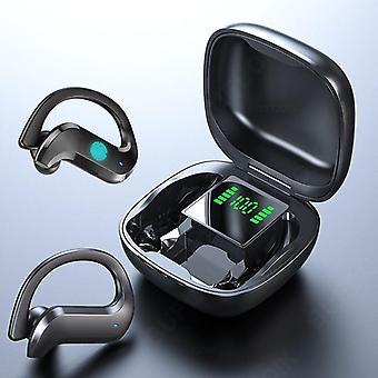 Bluetooth-kuulokkeet - Vedenpitävät kuulokkeet 9d-stereoilla