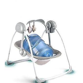 眠っているスイングバウンサーは、赤ちゃんのための電気クレードルロッキングチェアをなだめる