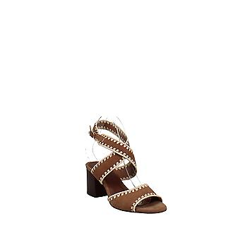 Tory Burch | Arianne Suede Block Heel Sandals