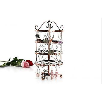 Rotatable Jewelry Earring Display Stand