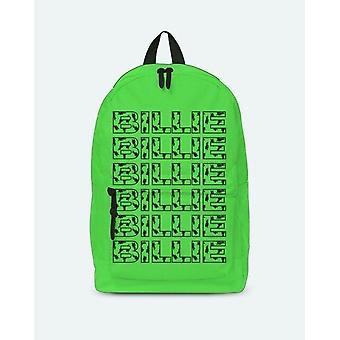 Billie eilish billie (classic backpack)
