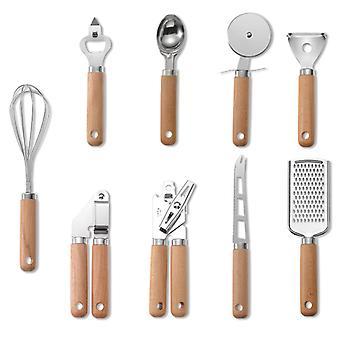 9-piece Kitchen Gadgets Kitchen Utensils Baking Set
