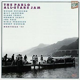 Pablo All-Stars - Pablo All-Stars Jam [Vinyl] USA import