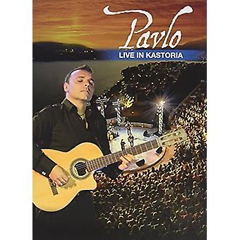 Pavlo - Live in Kastoria [DVD] USA import
