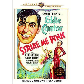 Strike meg rosa [DVD] USA import