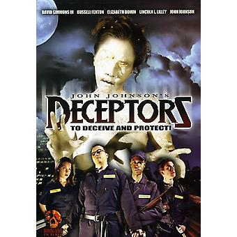 Deceptors [DVD] USA import