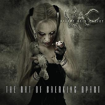 Velvet Acid Christ - Art of Breaking Apart [CD] USA import