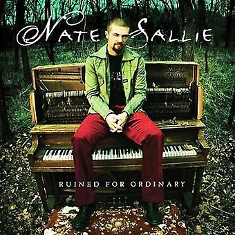 Nate Sallie - Ruined for Ordinary [CD] USA import
