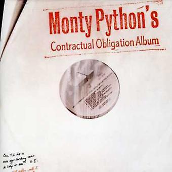 Monty Python - importación de Estados Unidos el álbum obligación Contractual [CD] del Python de Monty