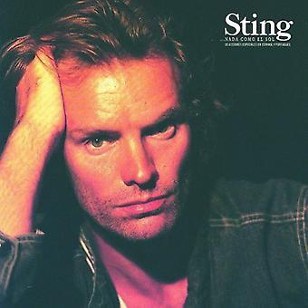 Sting - importation USA Nada Como El Sol [CD]