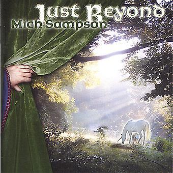 """""""Mich Sampson - juste au-delà de [CD] USA import"""