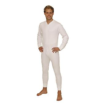 OCTAVE Mens Thermal Underwear All In One Union Suit / Thermal Body Suit