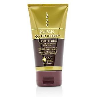 Joico K-Pak Color Therapy Luster lås instant Shine & amp; Reparation behandling-140ml/4.7 Oz