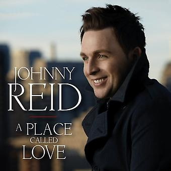 Johnny Reid - Place Called Love [CD] USA import