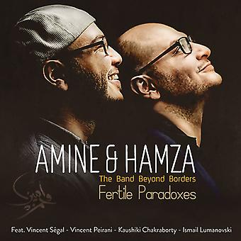 Amine & Hamza - Band Beyond Borders: Fertile Paradoxes [CD] USA import
