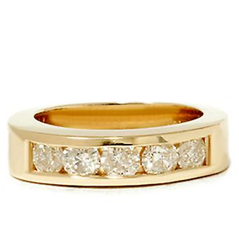 1 1/4ct HUGE Diamond Wedding Anniversary Ring 14K Gold