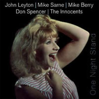 Leyton, John / Sarne, Mike / Berry, Mike - One Night Stand [CD] USA import